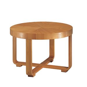 Remo 5646, Tavolino con gambe curvate unite a crociera