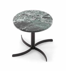 TOD COFFEE TABLE 090, Tavolino dal design dinamico