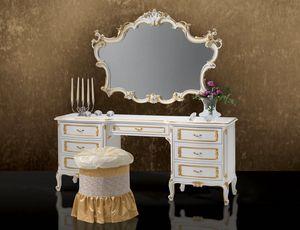 Art. 364/L, Elegante toilette intagliata