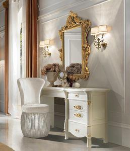 Diamante Art. 2107 - 2108, Toilette in legno laccato