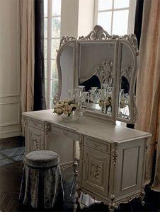 Luigi XVI Art. TO01/L/173 - SPE04/T/140, Toilette con decorazioni raffinate