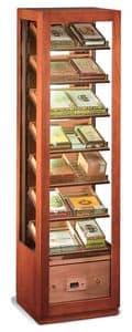 82376 Invista, Mobile per la conservazione dei sigari, per Tabaccheria