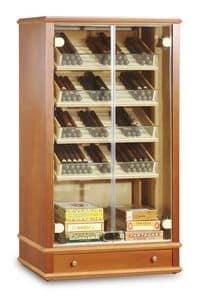 82384 Madison Plus, Vetrina climatizzata per sigari, per Tabaccheria