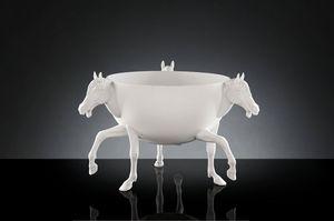 Horse 3 Vaso, Vaso realizzato da artigiani italiani