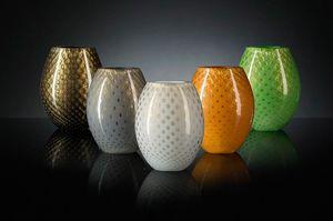 Mocenigo Vaso Ovale, Vaso ovale in vetro
