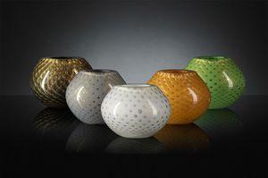Mocenigo Vaso Sfera, Vaso in vetro di Murano