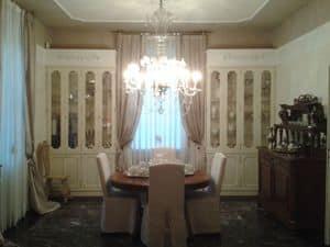 Antony, Vetrina classica di lusso ideale per sala da pranzo