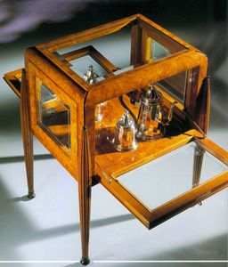Art D�co Art.526 vetrina, Vetrinetta a 2 ante ribaltabili