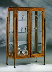 Art D�co Art.532 vetrina, Vetrina in stile Art D�co
