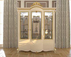 Botticelli vetrina, Vetrina in stile classico