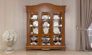 Carlotta vetrina, Vetrina classica per soggiorno