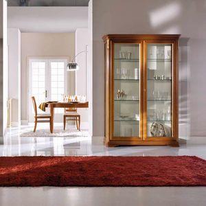 La Maison MAISON601T, Vetrina in stile seicento