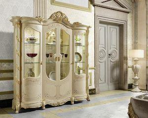 Madame Royale vetrina, Vetrina classica di lusso