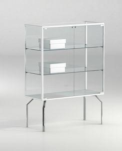 ALLdesign plus 91/12P, Vetrinetta espositiva per negozio o museo