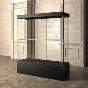Museum MU/160, Ampia vetrina museale