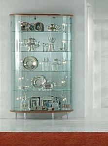 Top Line 3 3/M, Vetrine vetro, arredamento per negozi