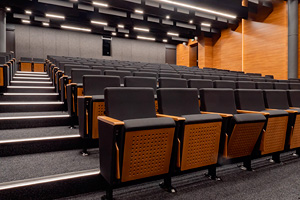 Auditorium Docklands - Seychelles