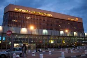 Aeroporto Sheremetyevo - Mosca