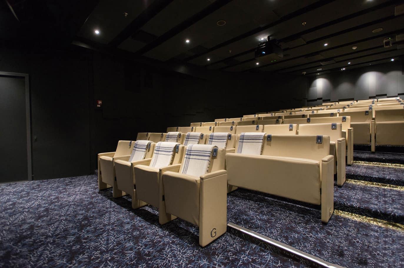 Sala cinema - Viking Star